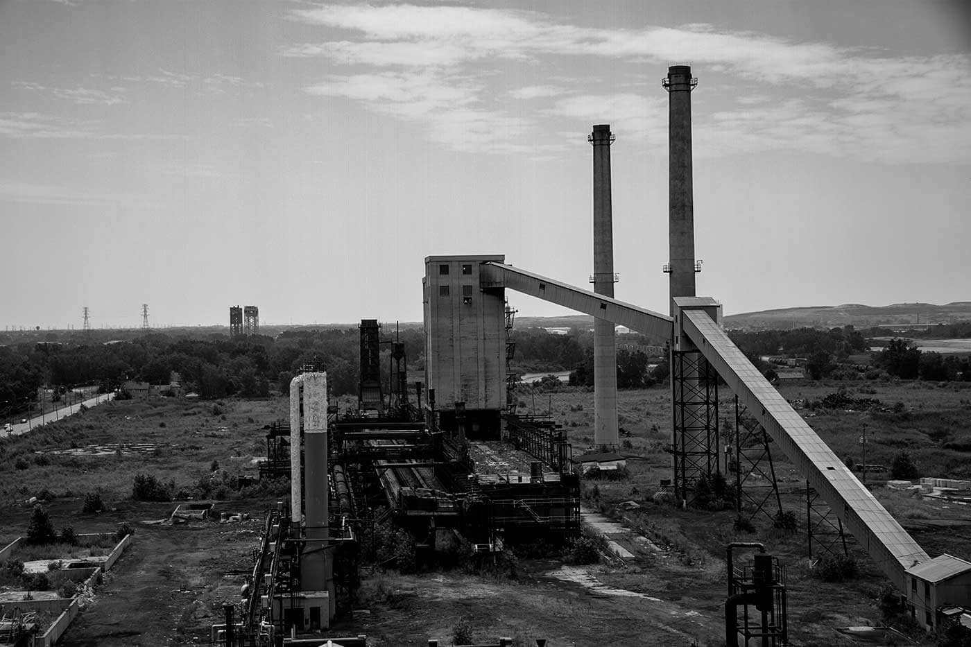 Acme Steel Coke Plant