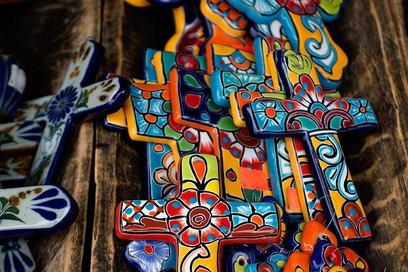 Santa Fe Crosses