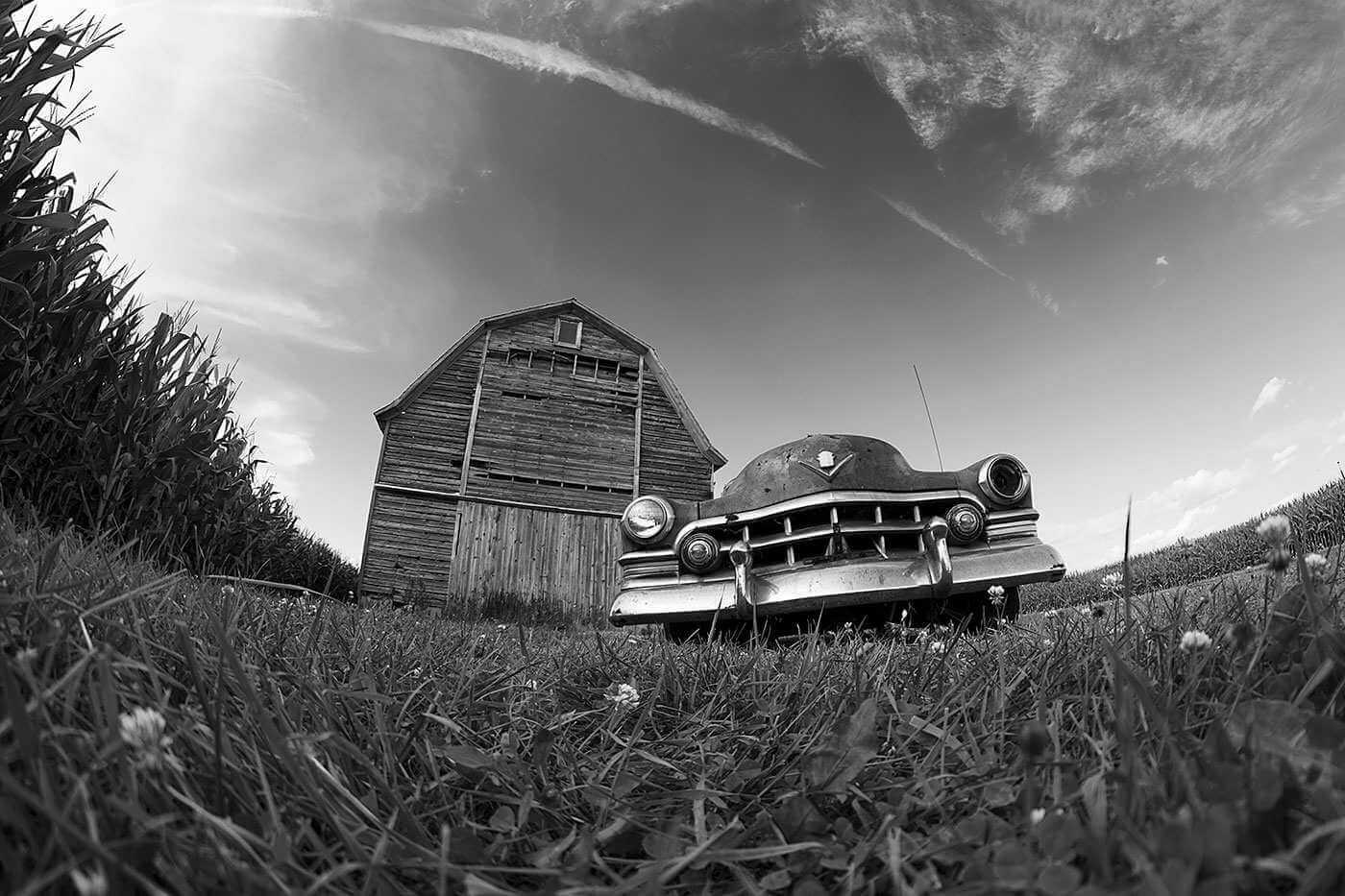 The Farmer's Cadillac