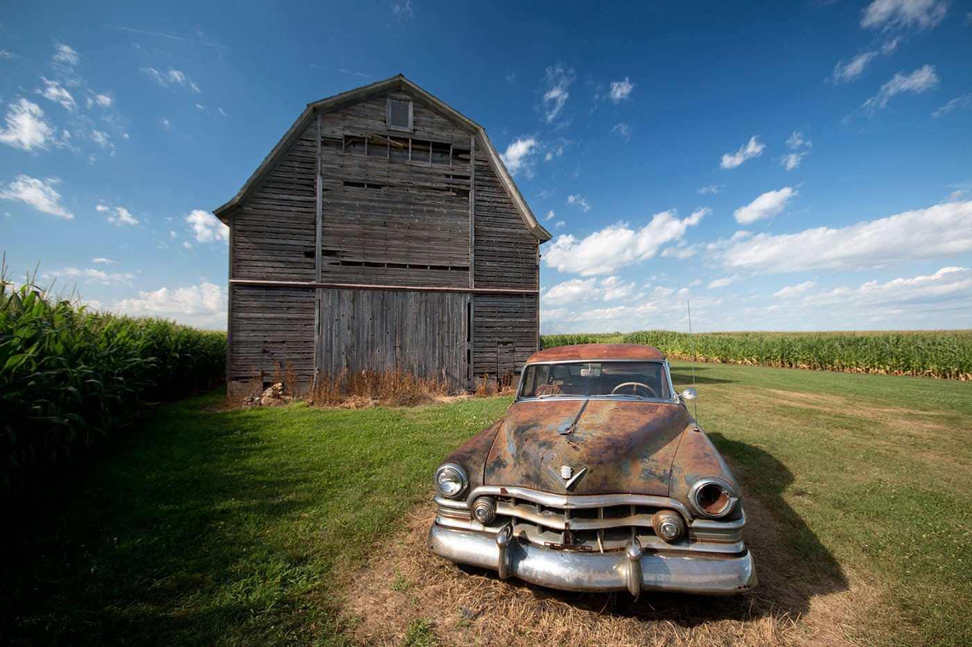 The Farmer's Barn