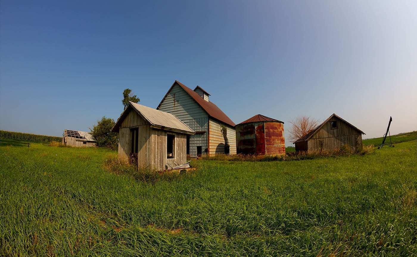 Dusk in Illinois