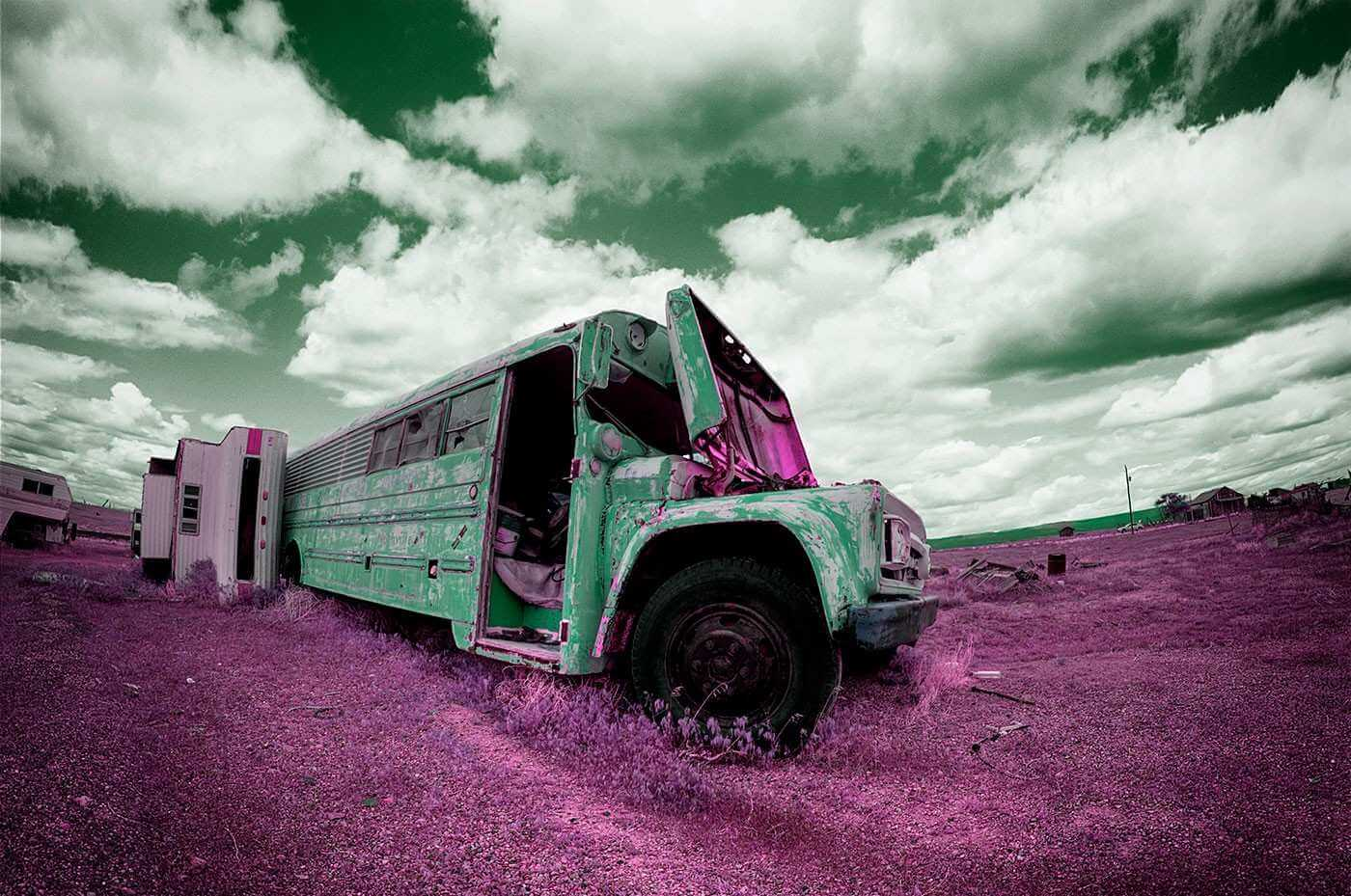 Infrared Bus