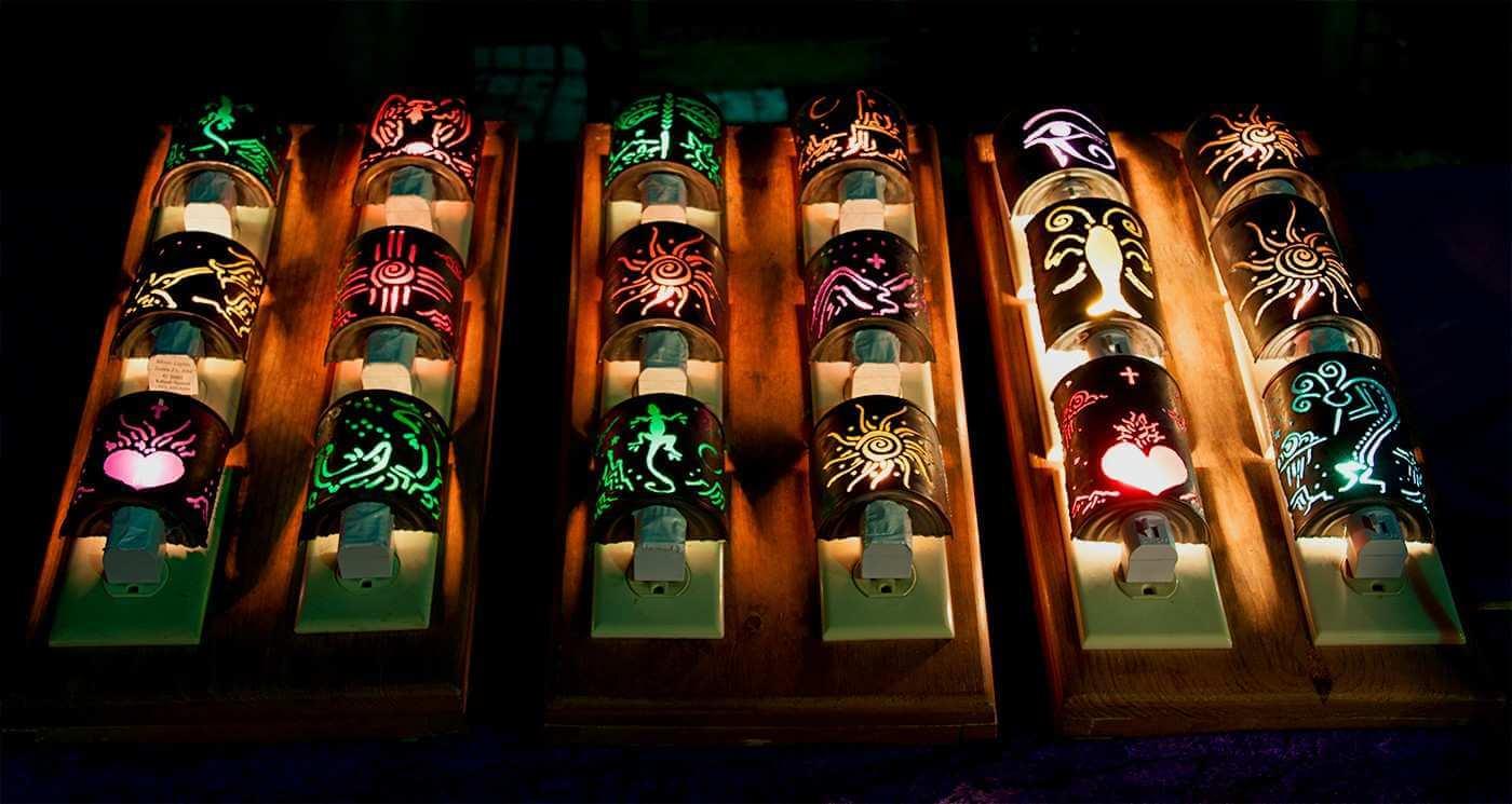 Santa Fe Lights