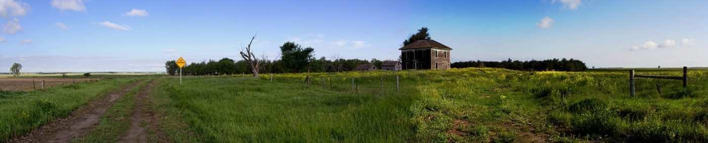 South Dakota homestead