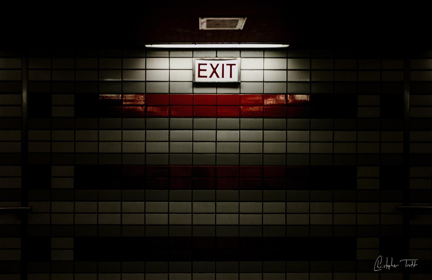 Redline Exit