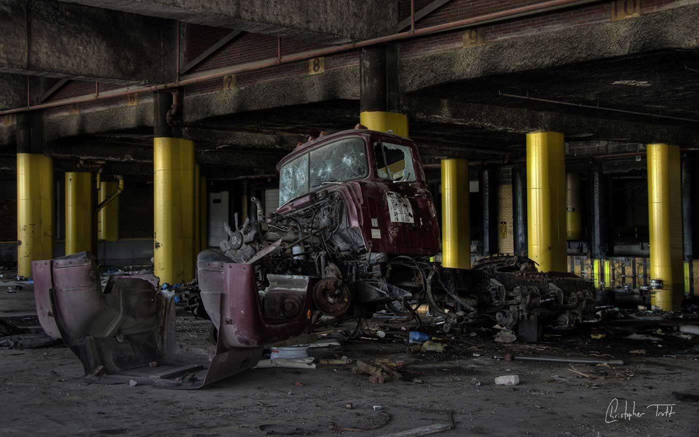 Ghetto Mechanics
