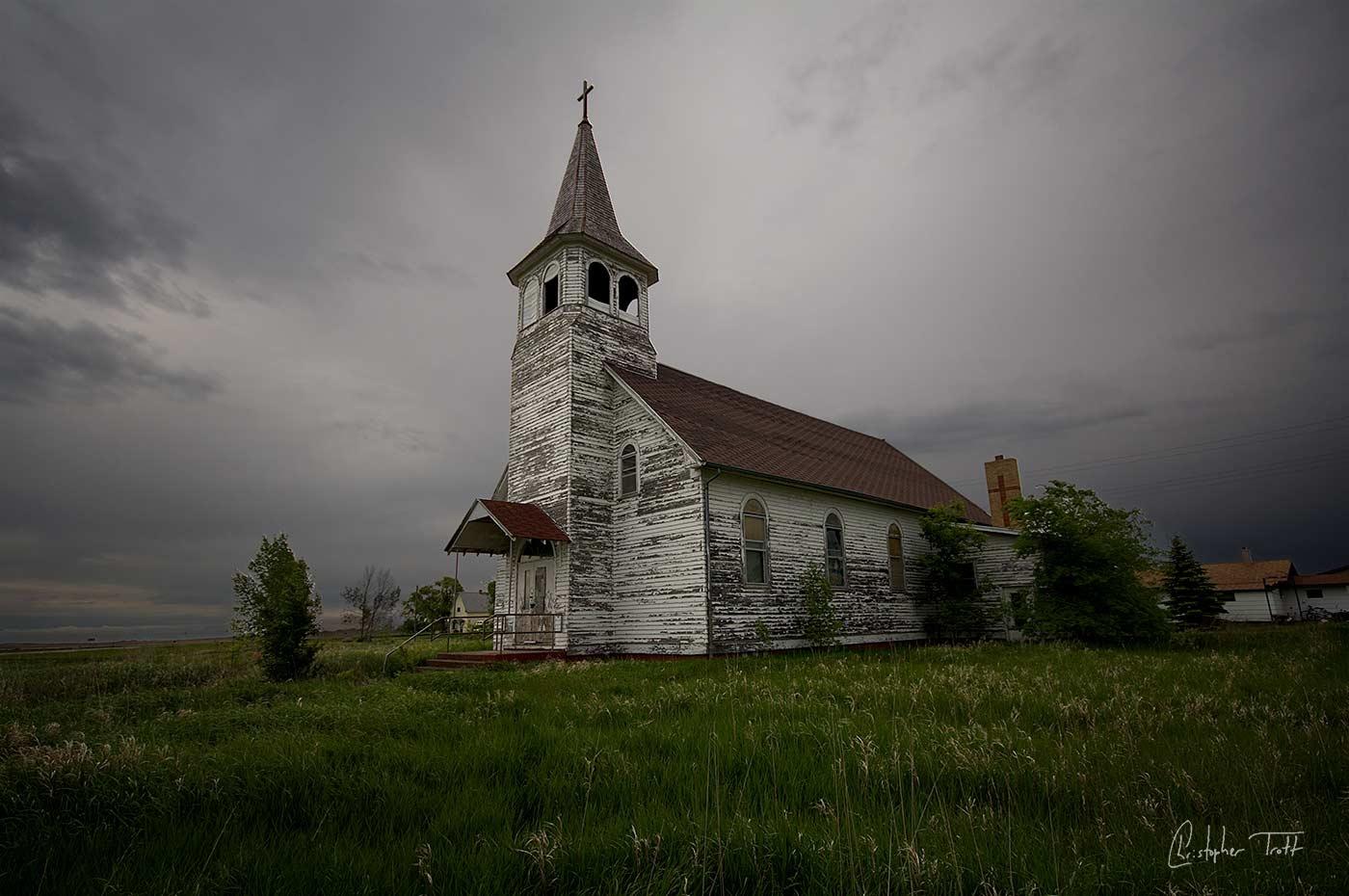 The Church at Balfour