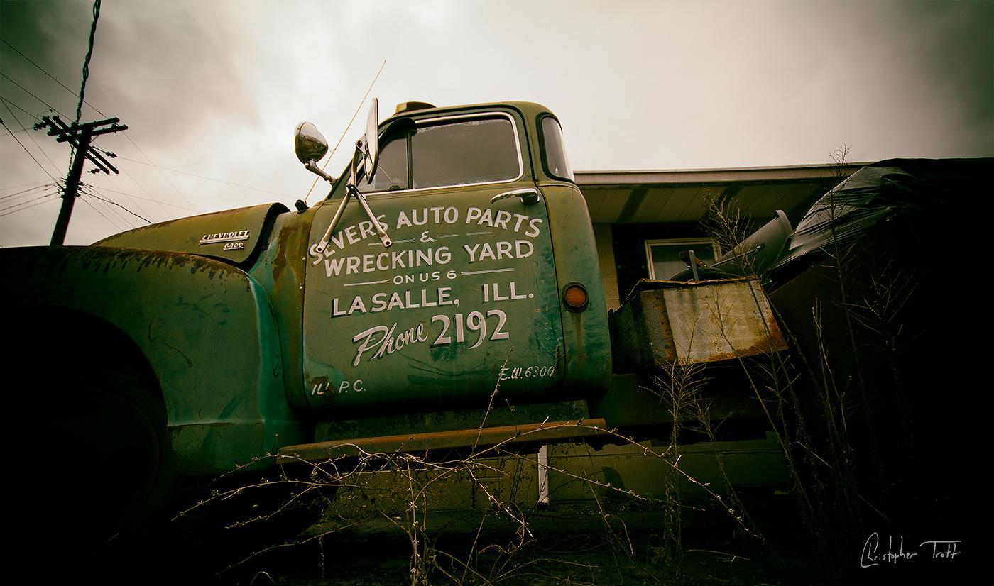 Lasalle County Wrecker