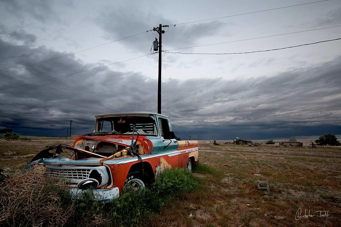 Cisco Red Truck